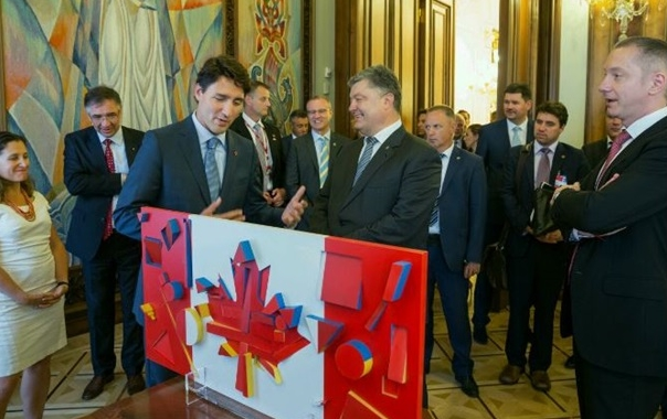 Украина и Канада либерализуют визовый режим - Справка Информ