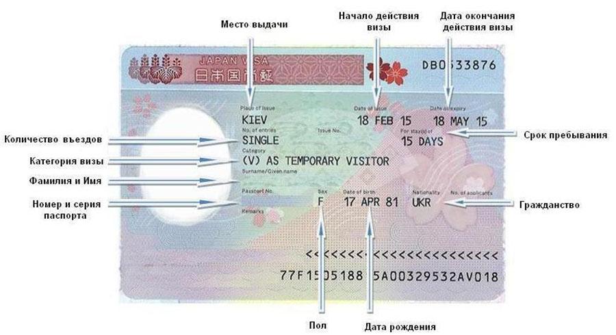 Япония упростит визовые требования для граждан Украины - Новости|SpravkaInform.com.ua
