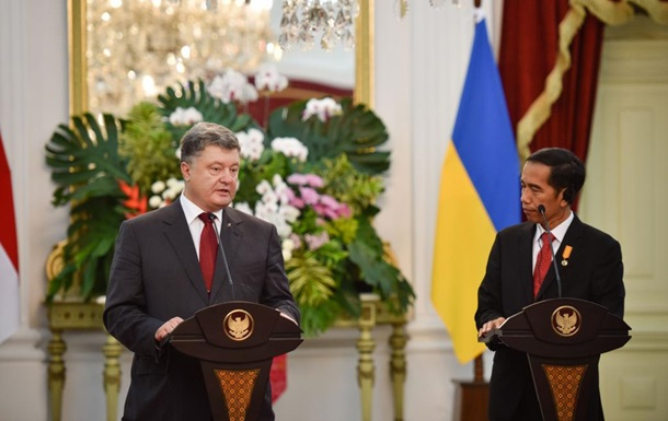 Индонезия вводит безвиз c Украиной - Справка Информ