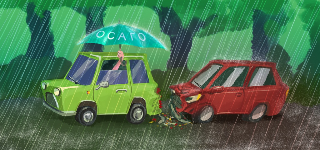 Автострахование. Осаго онлайн